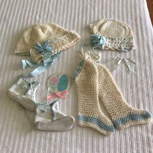 Vintage Baby Boy Set
